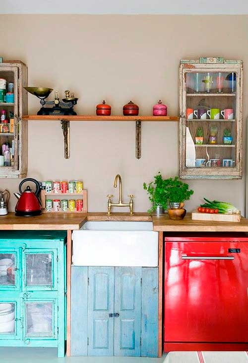 Low Cost Simple Kitchen Designs : simple, kitchen, designs, Budget, Highly, Amazing, Kitchen, Cabinets, Simple, Design