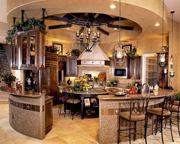 unique kitchen cabinets decorating a large wall 10 make simple design round cabinet