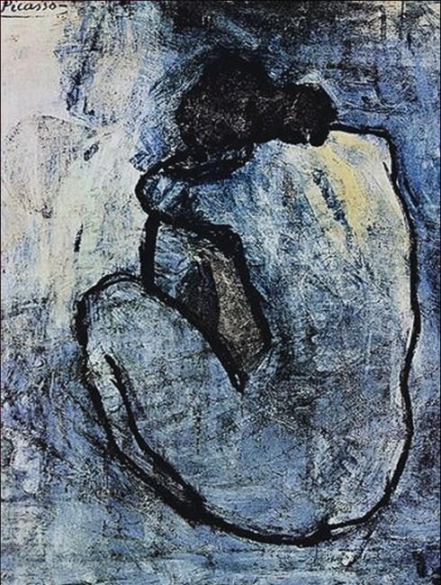 Pablo-Picasso-blue-nude