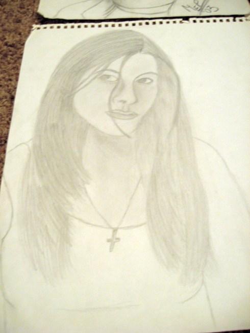 self-portrait-drawing