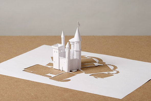 castle by Peter Callesen