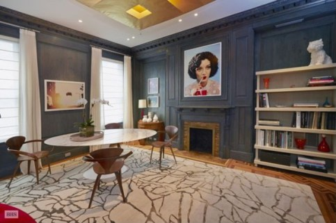 Andy Warhol's former townhouse is on the market for $5.8 million