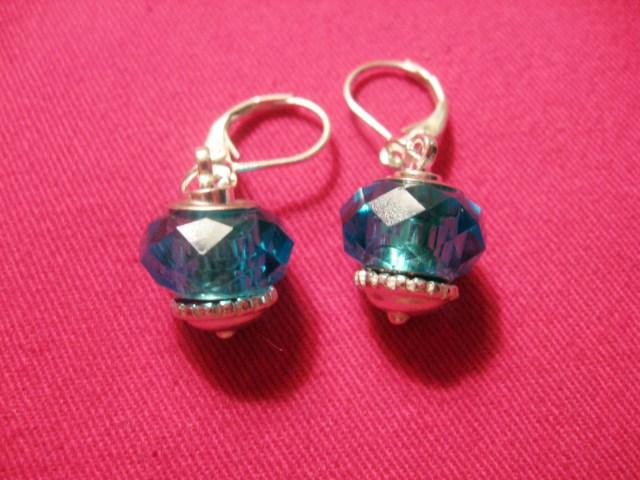DIY Beaded Earrings