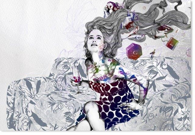 Artwork of Gabriel Moreno