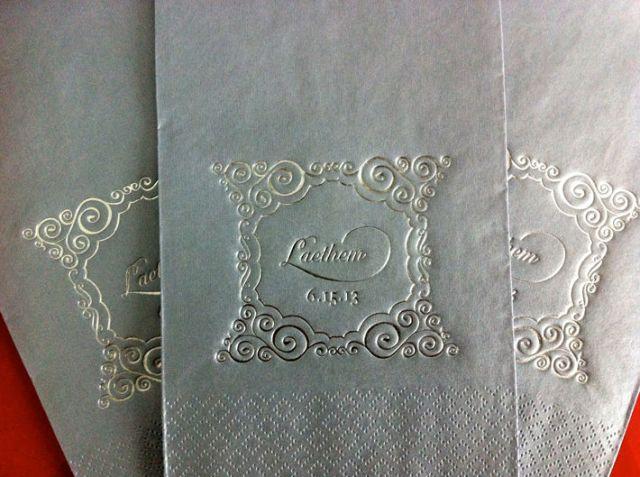 custom wedding monograms