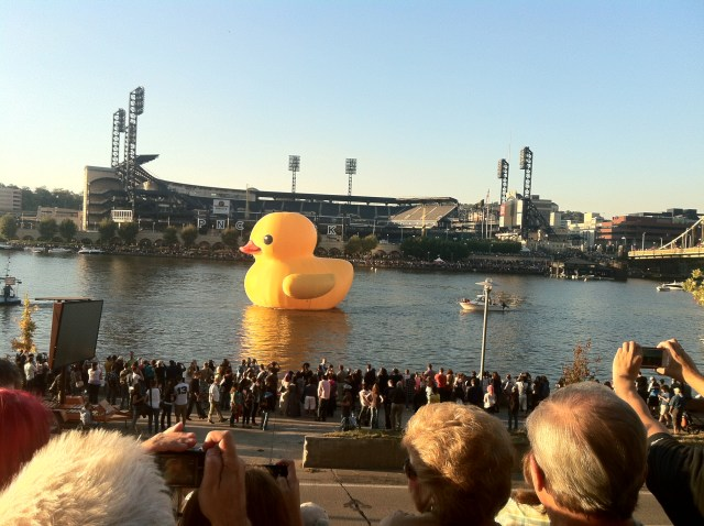 Rubber-Duck-Pittsburgh