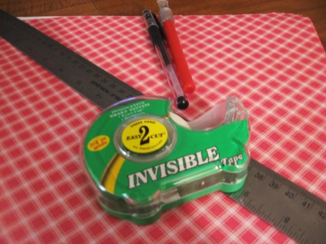 DIY Bow Materials