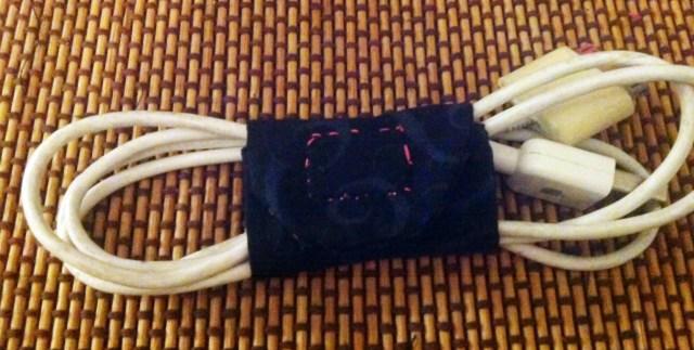 DIY Cord Holder