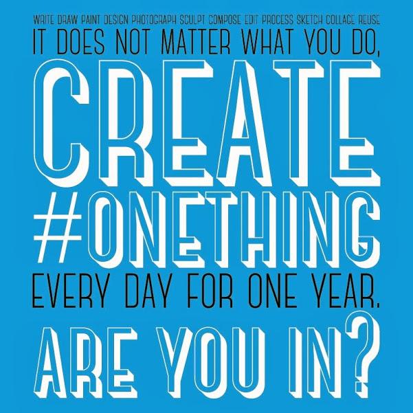 #onething creative challenge