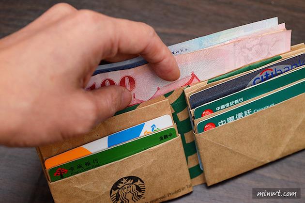 DIIY wallet with credit card slots