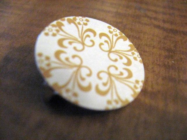 decorative paper pin