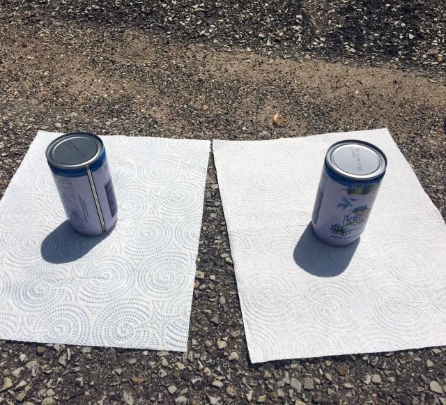 spray paint prep