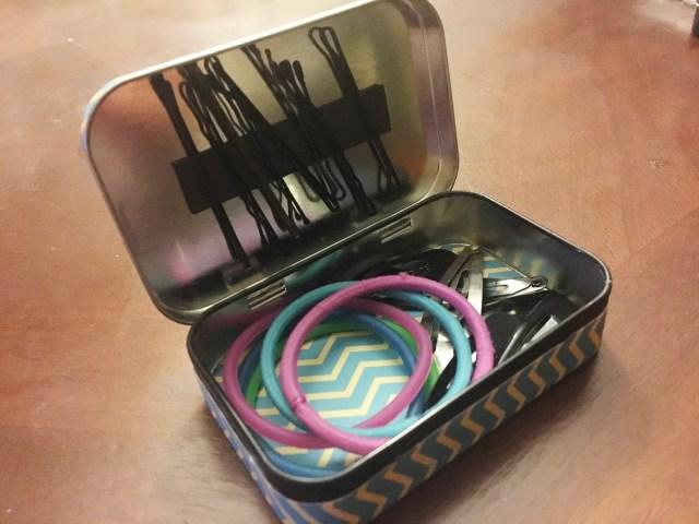 accessory travel tin
