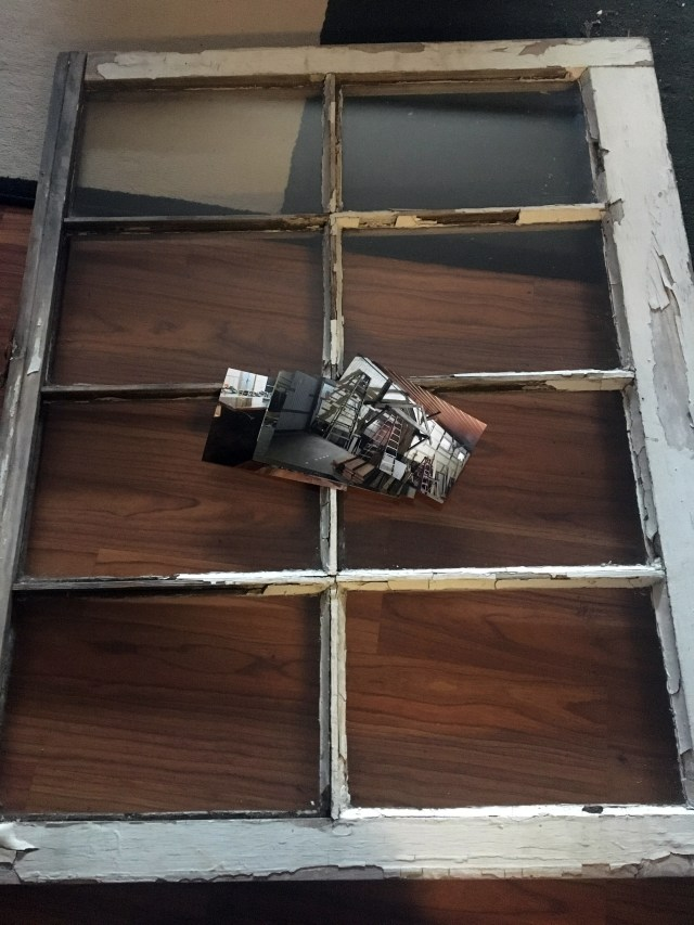 window frame diy