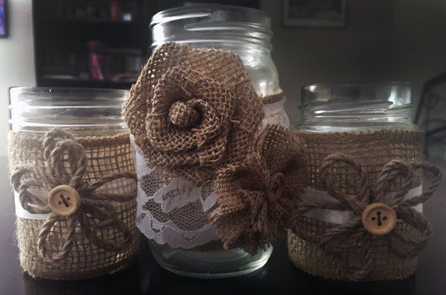upcycled jar crafts