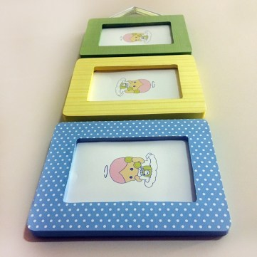 hanging frames craft project