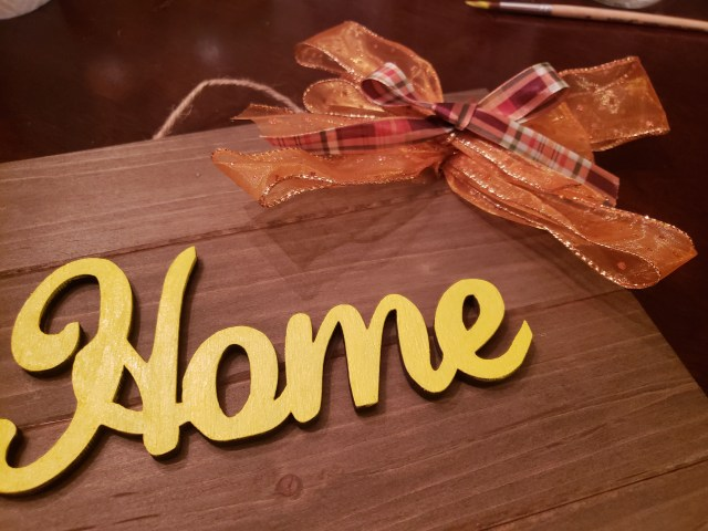 5 Easy Fall Craft Projects For Adults Make Something Mondays