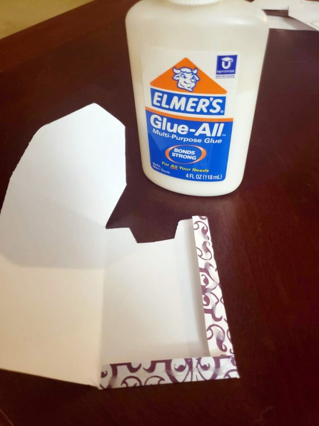 foldable gift card envelope