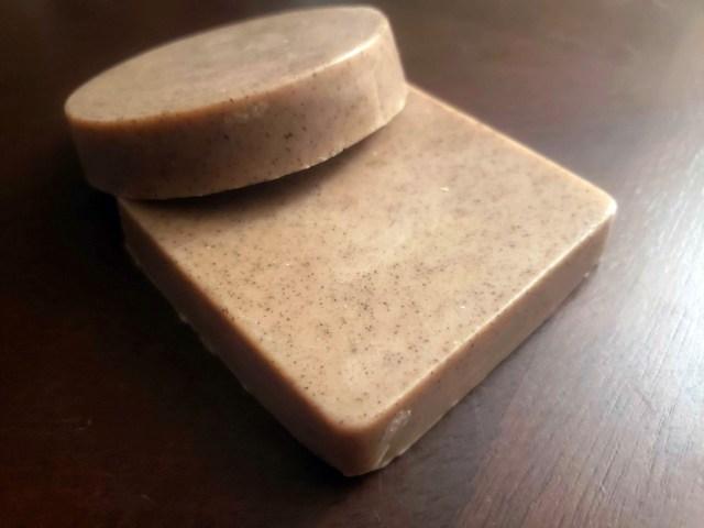 diy apple pie soap