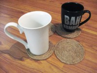 DIY Rope Coasters