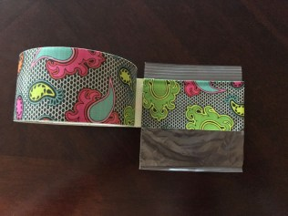 Making a Duck Tape purse