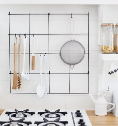 hang anything with a loop on a diy wire rack  [ 800 x 1200 Pixel ]