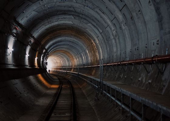 Dealing with overwhelm - light at the end of the tunnel