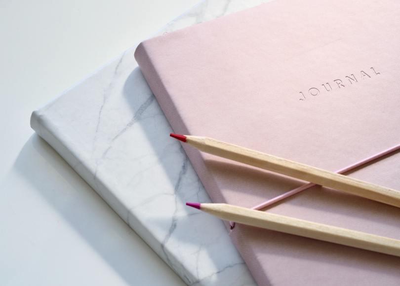 Journal, Jess Bailey, Unsplash