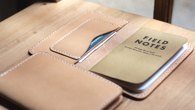 Field Notes Leather Case Template  Build Along Video