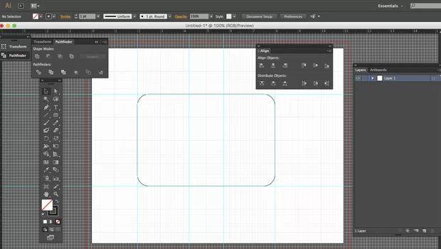 free adobe illustrator templates