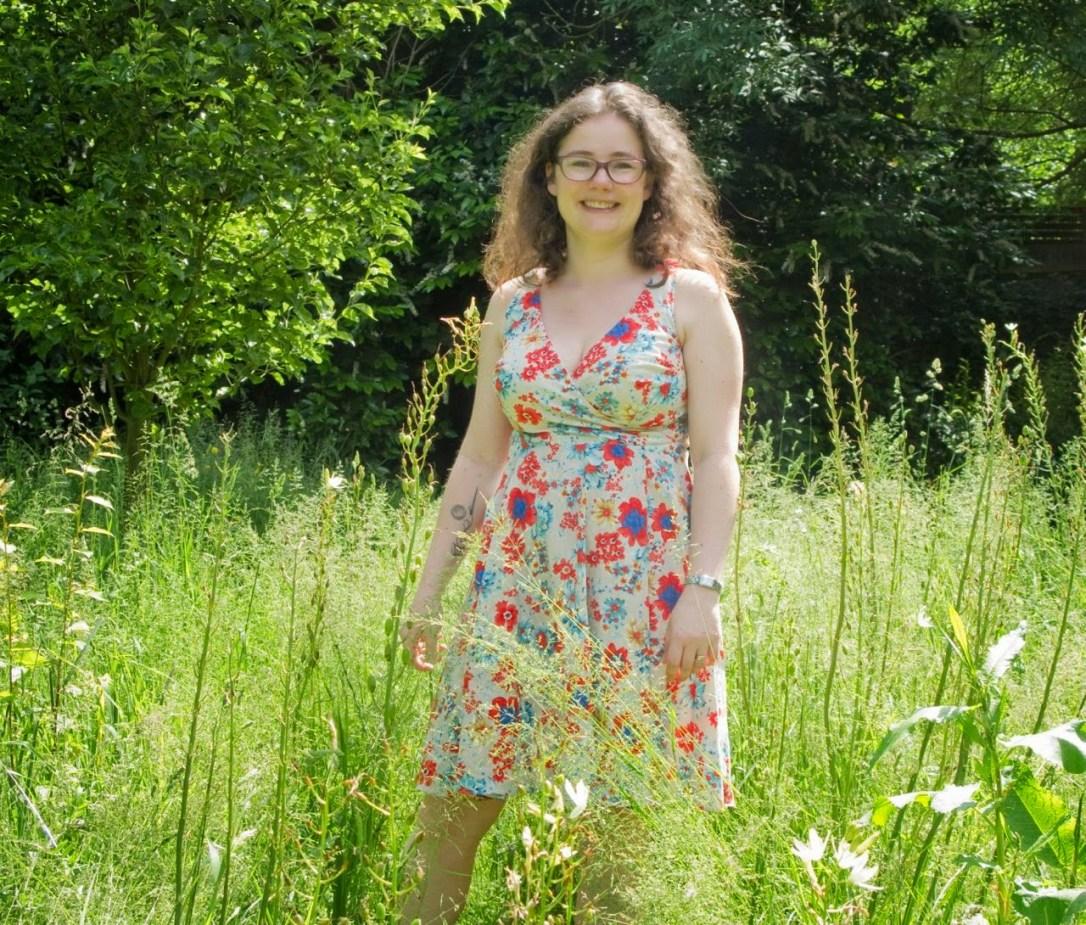 charlotte newland dress