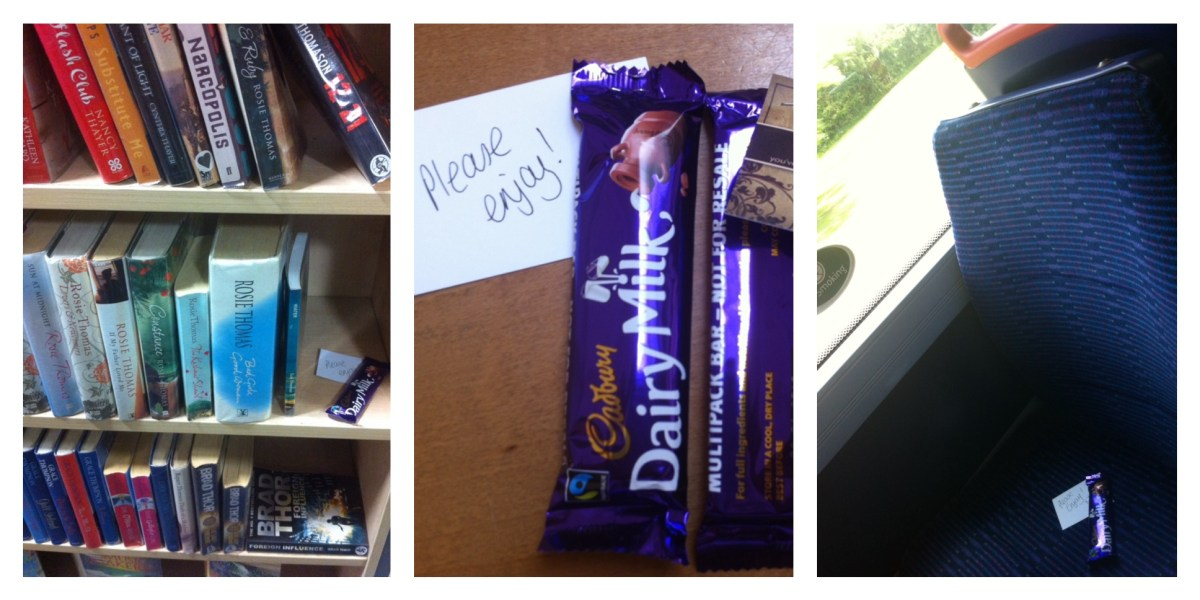 Day 3: Choc full of kindness
