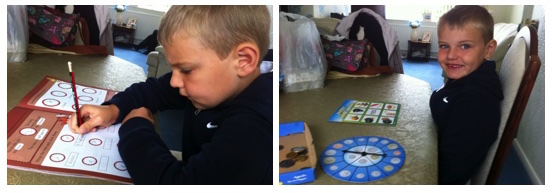 Day 32: Homework and play