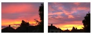 sunrise splendour