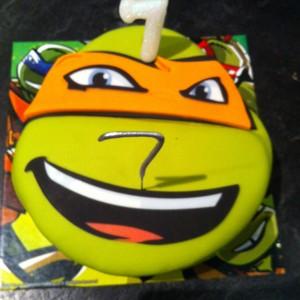 Ninja Turle cake
