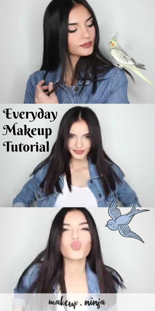 Everyday Makeup Tutorial Make up Ninja