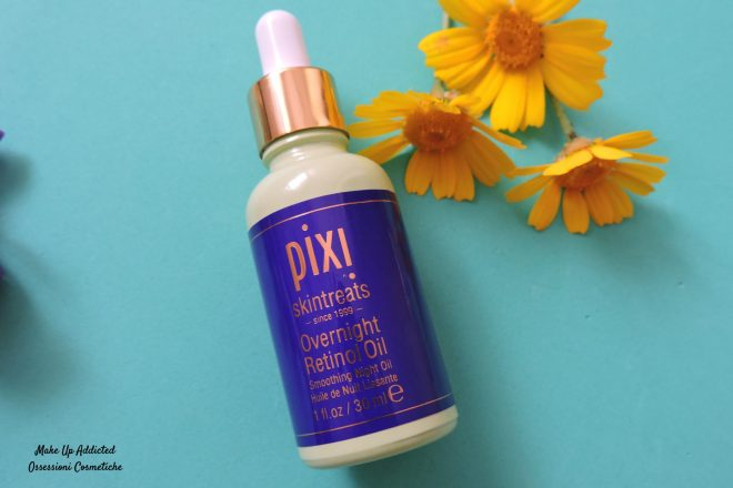 OVERNIGHT RETINOL OIL pixi