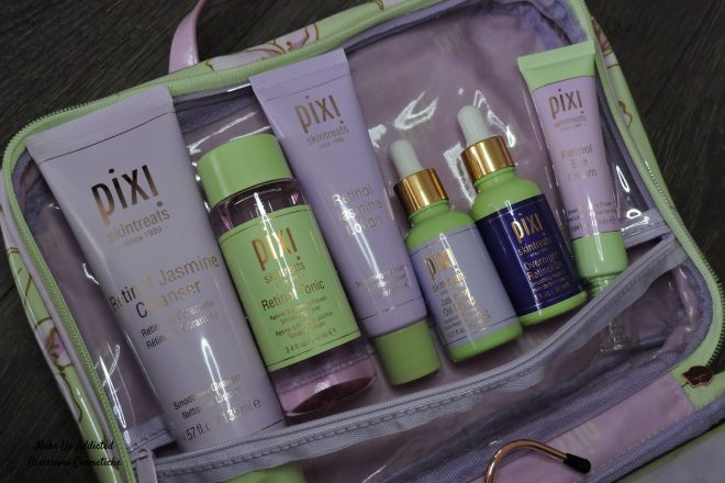 PIXI Retinol & Jasmine Collection