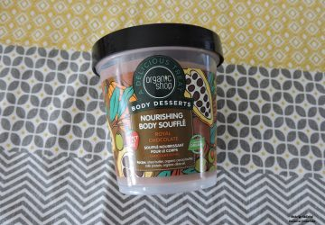 Crema Corpo Nutriente Royal Chocolate Organic Shop