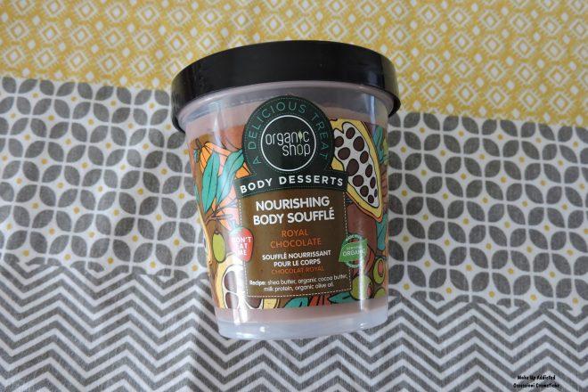Crema Corpo Nutriente Royal Chocolate Organic Shop