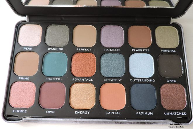 palette revolution OPTIMUM