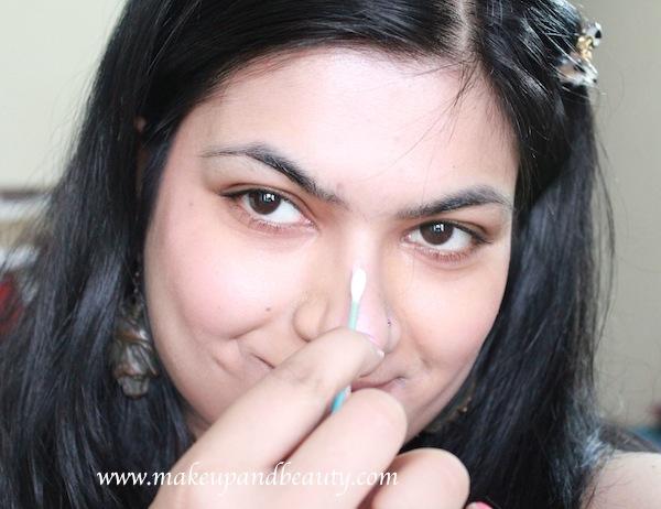 Highlight nose