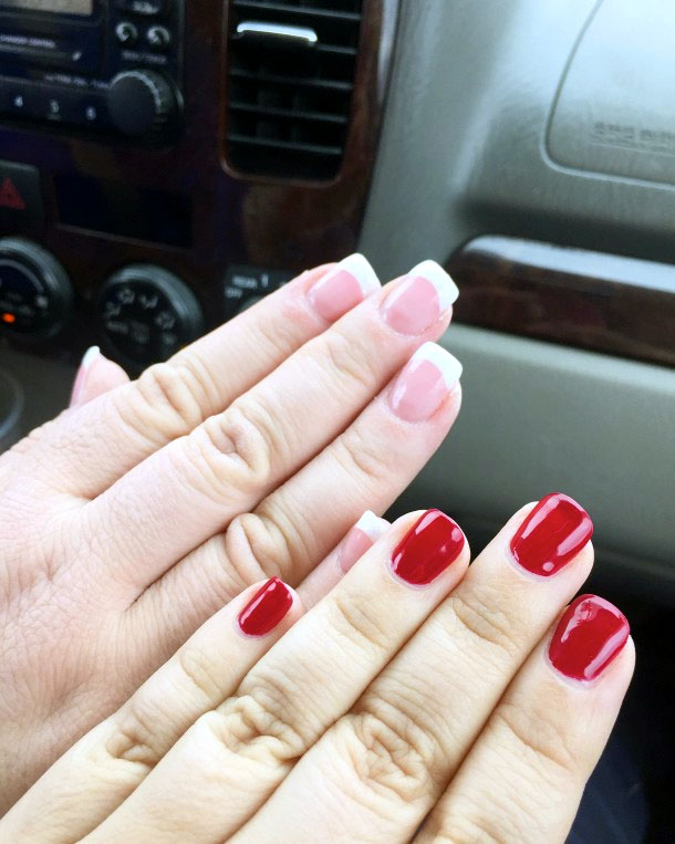 How To Clean Stained Gel Nails : clean, stained, nails, Habits, Hard:, Quitting, Manicure, Habit, Makeup, Beauty