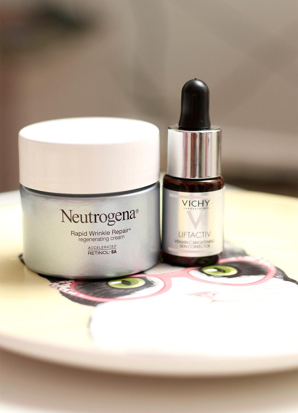 Review Serum Dr Pure : review, serum, Budget, Anti-Aging, Haul:, Retinol, Cream,, Vitamin, Serum, Niacinamide, Night, Cream, (Each, Less!), Makeup, Beauty