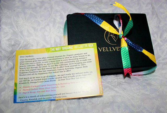 My Vellvette Box (May)