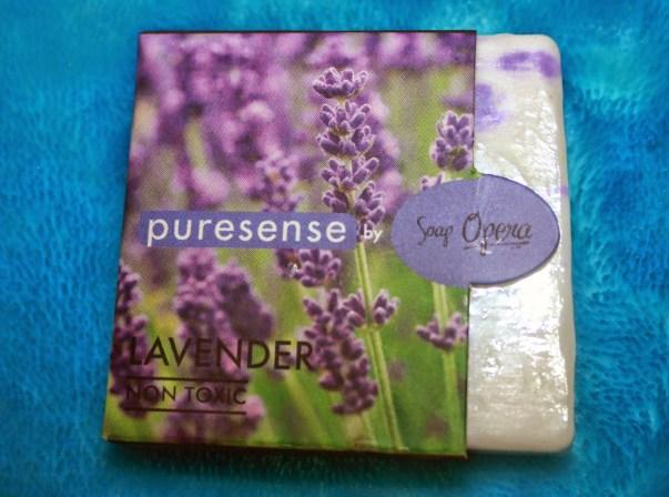 Soap Opera Puresense Handmade Soaps Review