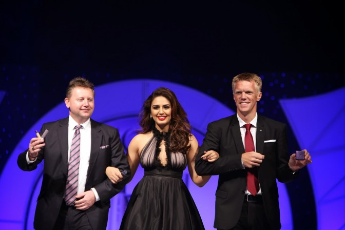 Press Release Oriflame: The One launch event