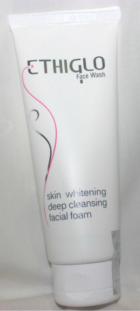 Ethicare's Ethiglo Face Wash Review
