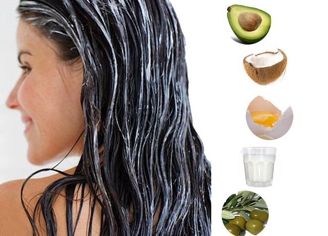 Home Made Solutions For Brittle Nails and Dry Hair