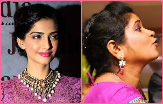 Sonam Kapoor Makeup Breakdown
